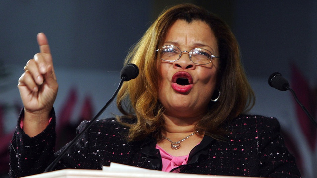 Dr. Martin Luther King Jr.'s Whackadoodle Niece Has Dumb Opinion of Michelle Obama