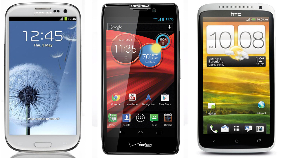 How Does the Motorola Droid RAZR HD Compare to the Best Android Phones?