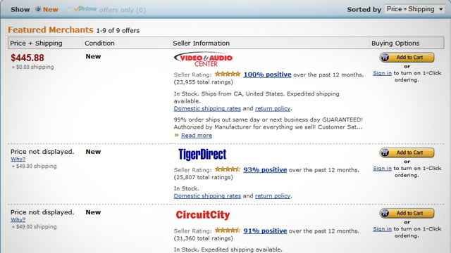 Get a Bargain on Amazon by Monitoring Their Constantly Fluctuating Prices