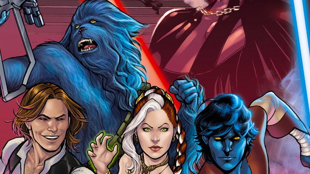 What if the X-Men starred in Star Wars?