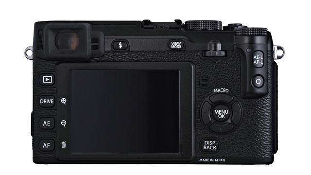 Fujifilm X-E1: Exactly Like the X-Pro1, but Smaller
