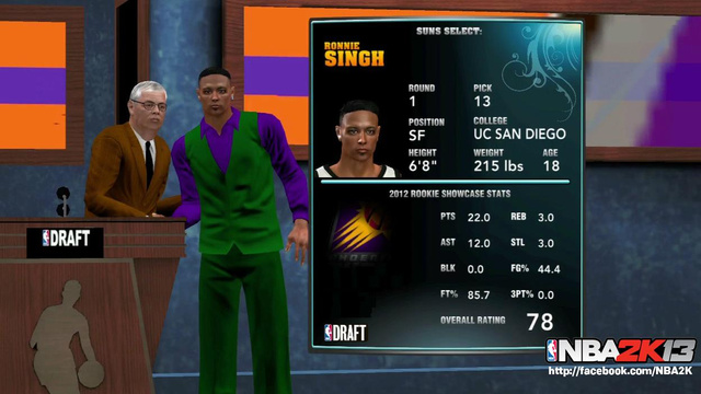 The Boss Will See You Now in NBA 2K13