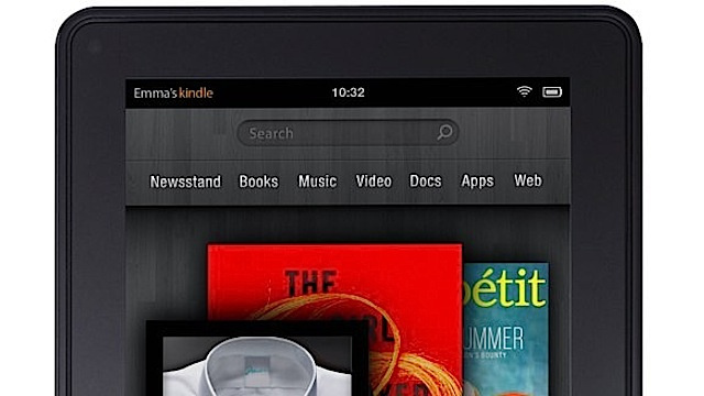 Amazon Puts Kindle Fire Source Code Up for Download