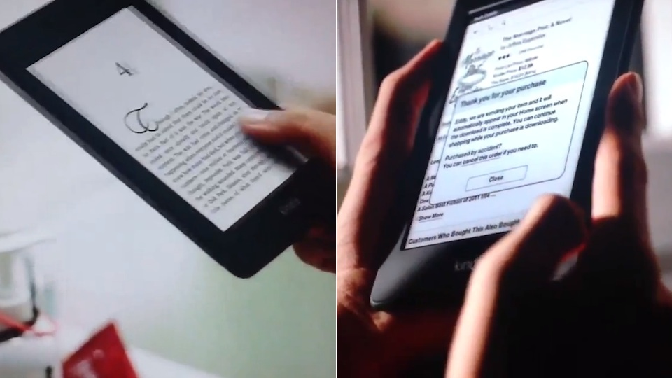 Click here to read Amazon Might Have Just Leaked the New Kindle and Kindle Fire in a Commercial