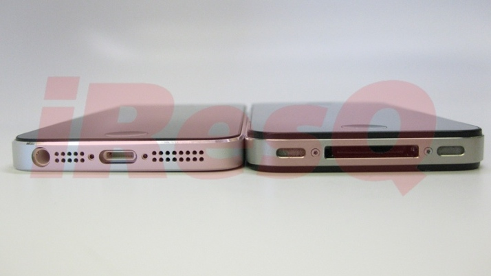 Click here to read Alleged Unibody iPhone 5 Looks Mighty Slim