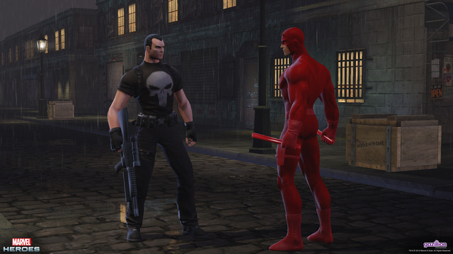 You'll Be Able to Make a Blind Man Kick Butt When the Marvel Heroes Beta Stars on October 1
