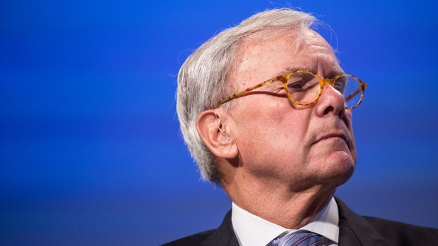 Tom Brokaw Almost OD'd on Dolls This Morning, Or, Anyway Took a Half Dose of Ambien by Mistake