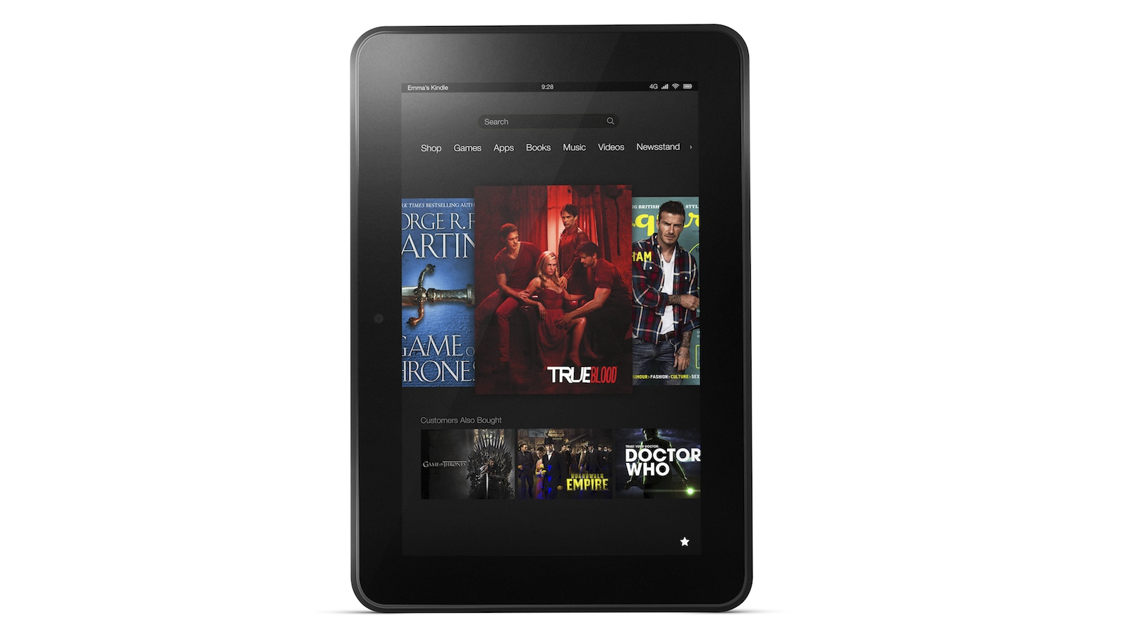 Click here to read How the Kindle Fire HD Stacks Up to the Competition