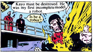 Poorly translated Indian James Bond comics are pure insane joy