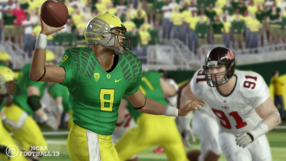 New Getups Now Available for Free in <em>NCAA 13</em>