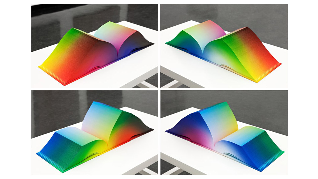 This Book Contains Every RGB Color That Exists | Gizmodo Australia