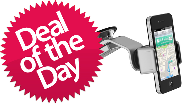 Click here to read This Dealzmodo Exclusive Is Your iPhone-5-Compatible Deal of the Day