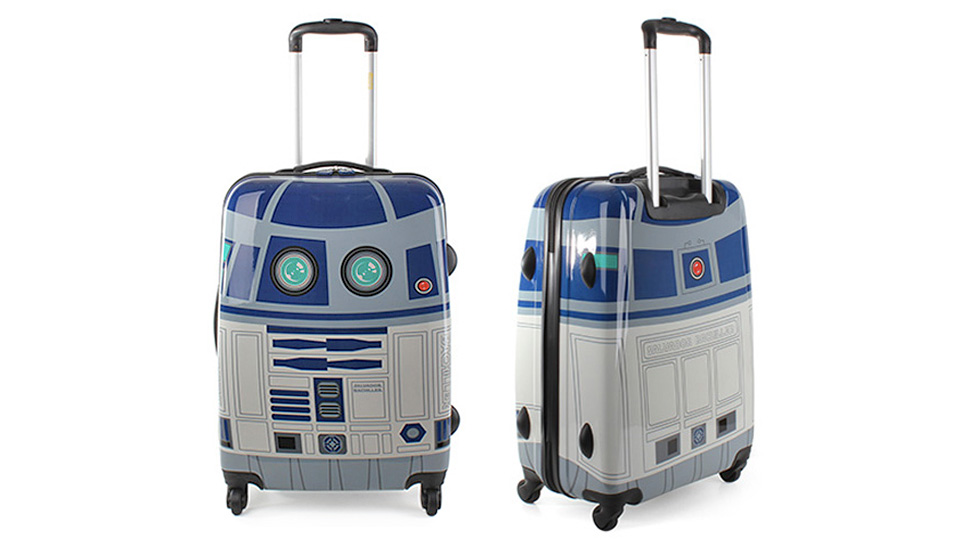 Click here to read R2D2 Luggage Would Be Way Cooler If It Automatically Followed You Around
