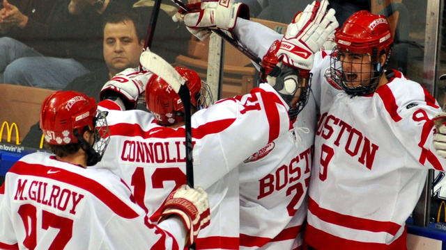 Drunk Sex in the Penalty Box: More Details From Boston University's Hockey Team Sexual Assault Scandal