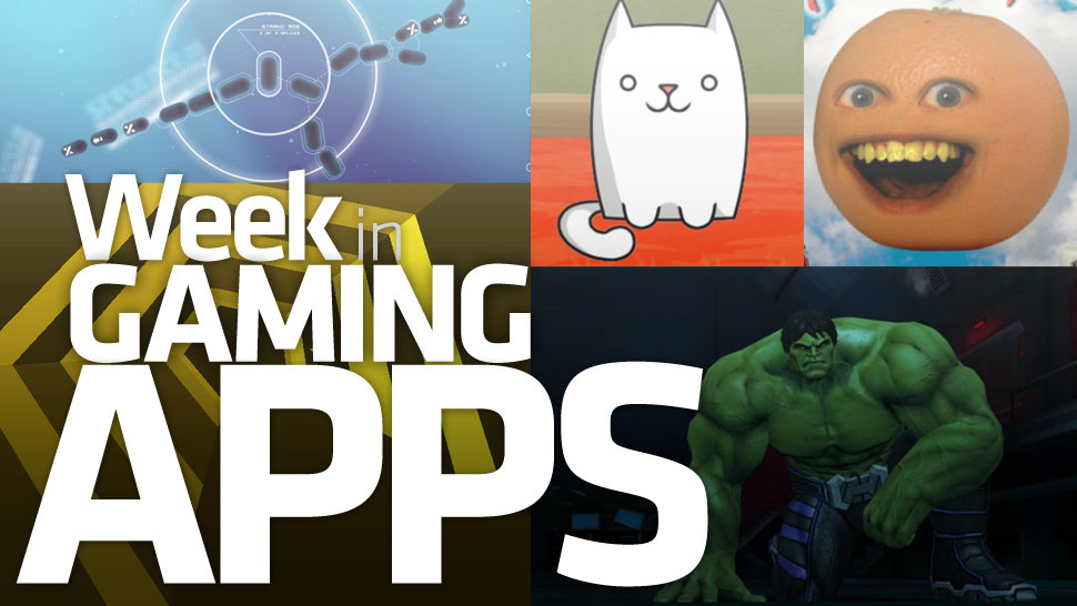 The Hulk Goes Toe-to-Toe With Farting Cat and Annoying Orange in This Week in Gaming Apps