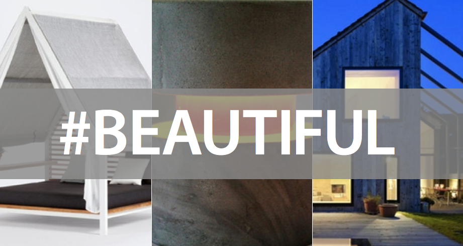 Click here to read Concrete Lamp, Outdoor Bed, and More