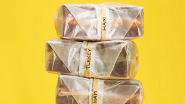 Click here to read Label Sandwiches with Rubber Bands
