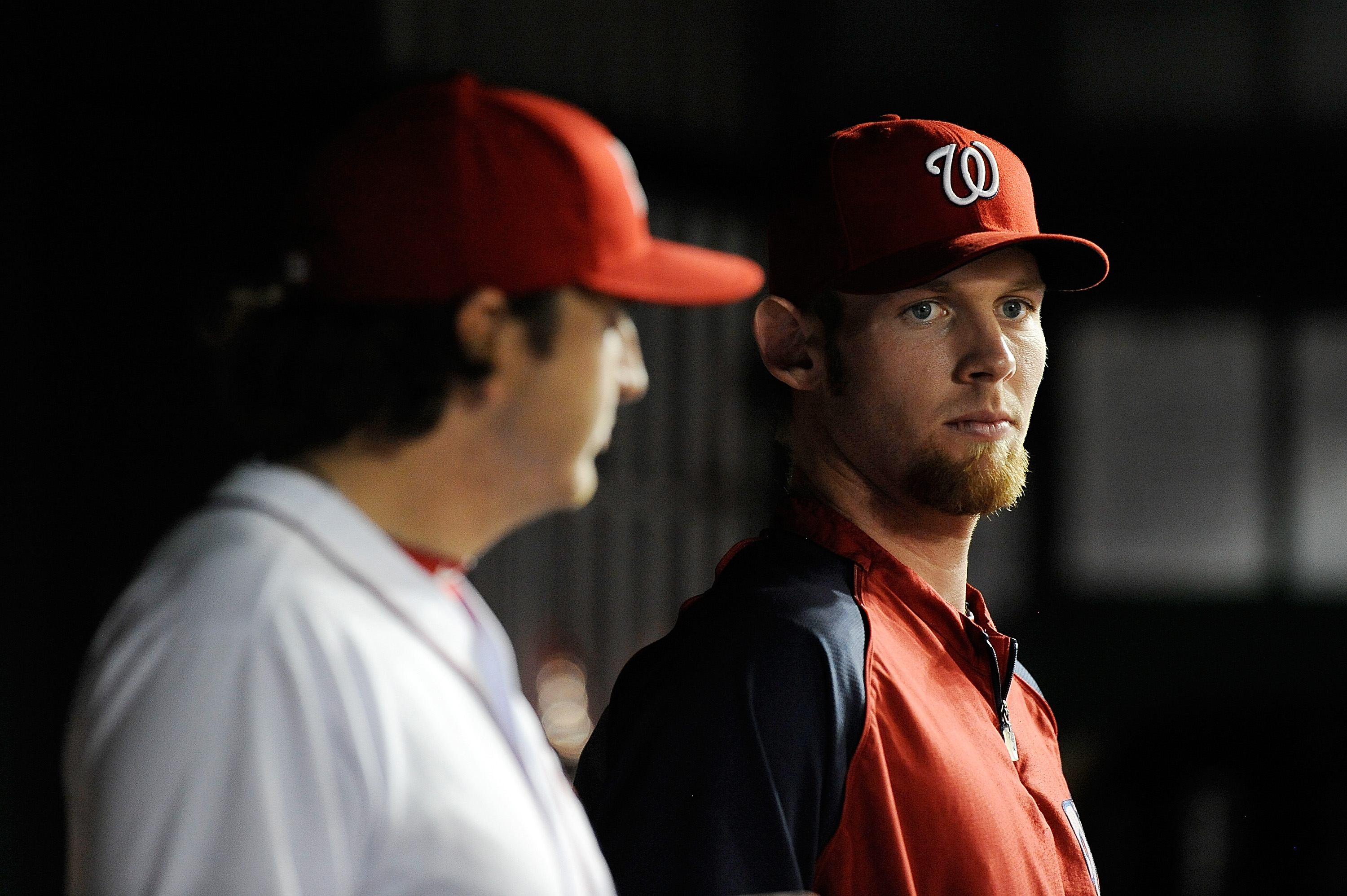 The Washington Nationals Are Shutting Down Stephen Strasburg A …