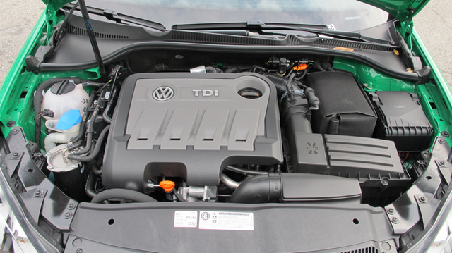 This Diesel VW Drives Like A Sports Car And Delivers Hybrid Mileage