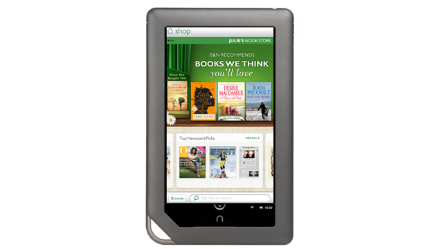 Click here to read Rumor: Windows 8 Nook Coming Later This Month