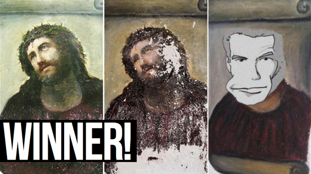 Kotaku Shop Contest: Art Restoration—The Winners