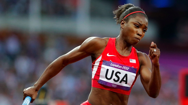 U.S. Gold Medalist Sprinter Tianna Madison Is Being Sued By Her Parents for Defamation