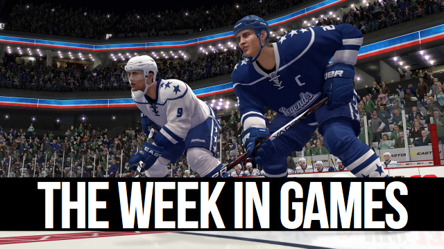 The Week In Games: ... And a Fight Broke Out