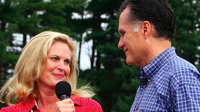 Ann Romney Insists That Mittens Does So Have Empathy