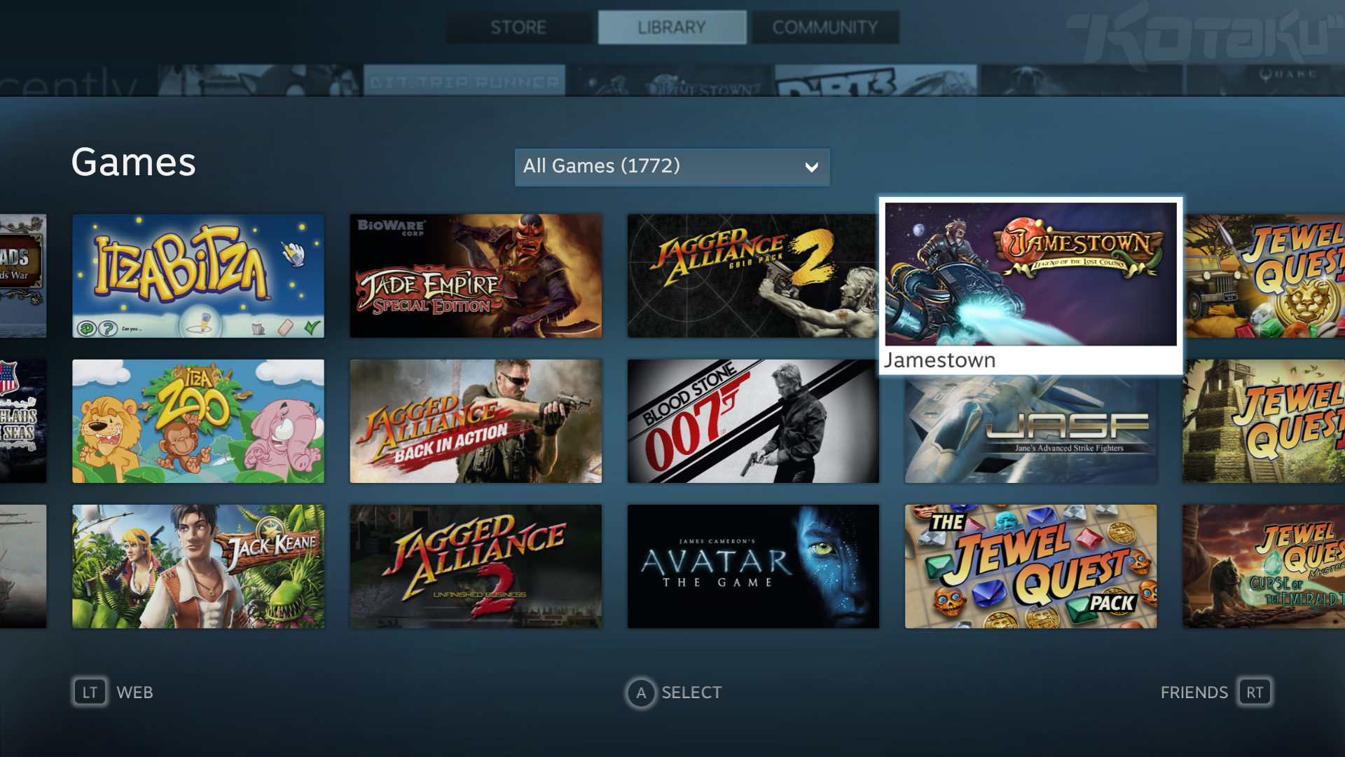 Steam Big Picture Mode Previewed Valve Goes After