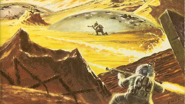 12 Greatest Science Fiction War Stories