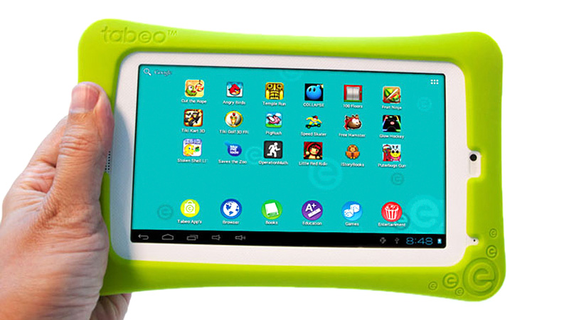 "Click here to read Even Toys""R""Us Has a Tablet Now"