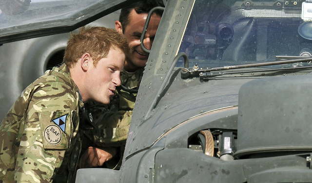 Taliban Launches Operation to Kidnap or Kill Prince Harry