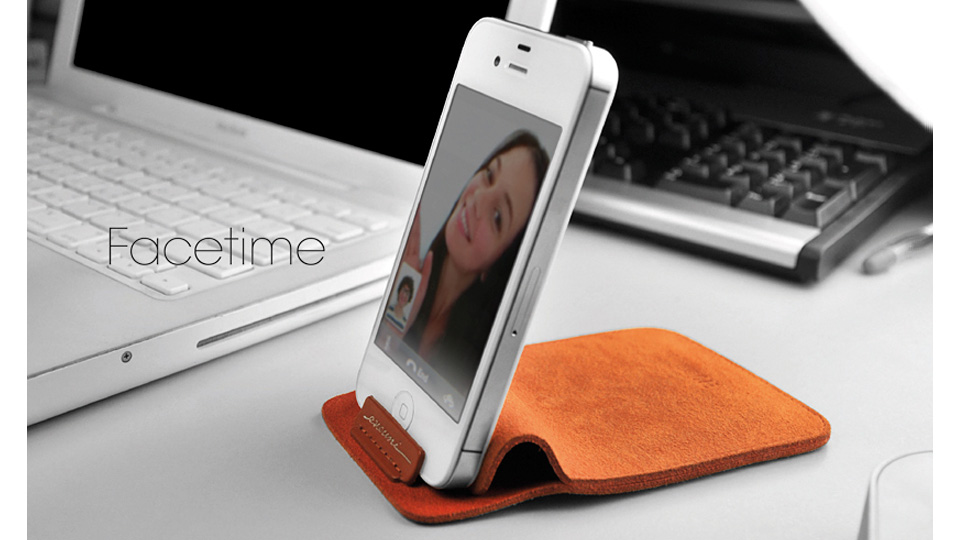 Click here to read Let's Hope This Beautiful Leather iPhone Sleeve Gets an Upgrade This Week
