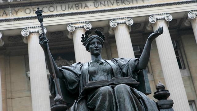 Columbia University Impostor Arrested After Two Weeks of Being Creepy to Actual Freshman