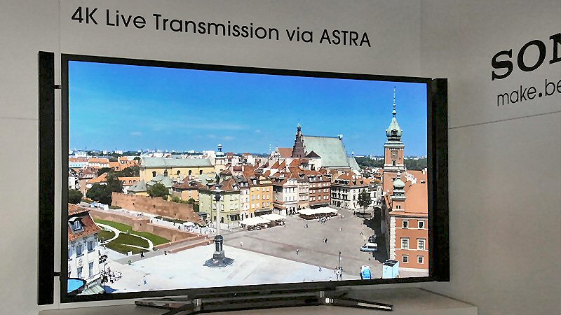 Sony's New Compression Tech Could Mean 4K Content Is Closer Than You Think