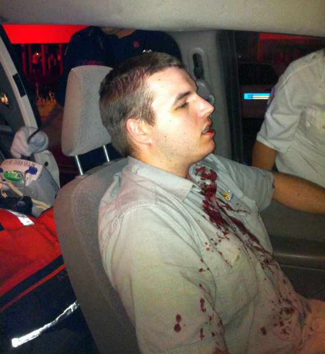 The US Marine Behind This Brutal Attack On A Cab Driver Won't Be Charged With A Felony