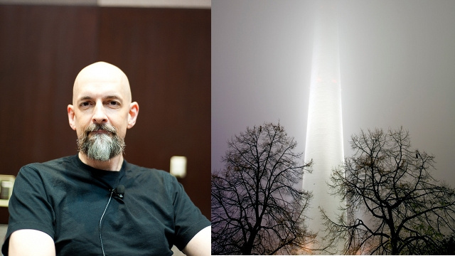How Neal Stephenson's 20-Kilometer Space Tower Could Change Everything