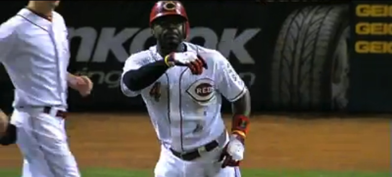"Source: Brandon Phillips Thought Jared Hughes Called Him ""Boy"""