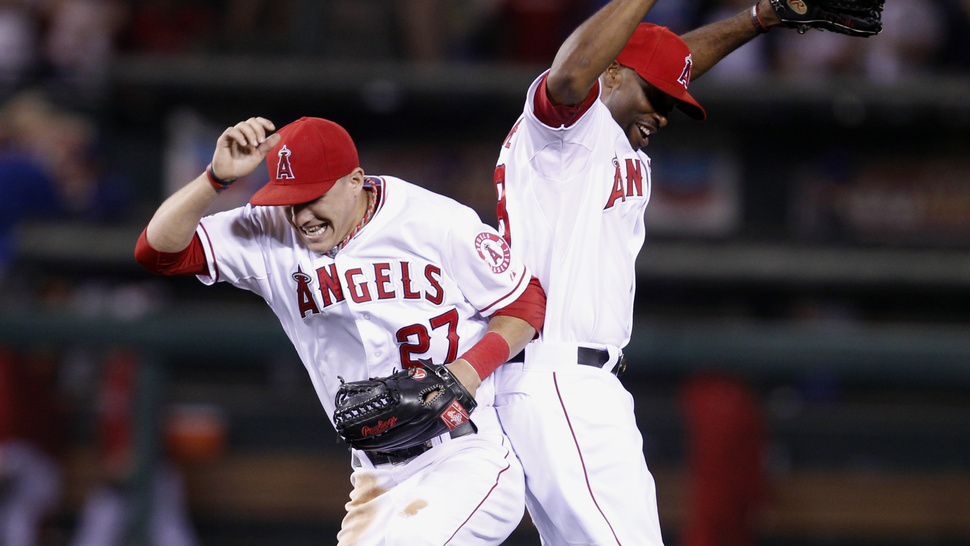 "Torii Hunter On Mike Trout: ""What You Guys Are Witnessing Is Greatness"""