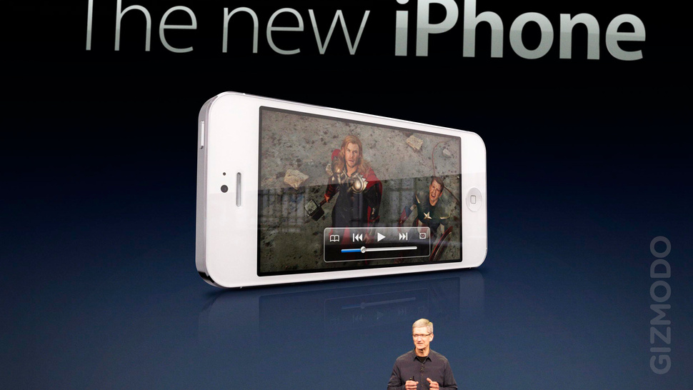 Here Are Two Photos From Tomorrow's Apple Event Sent From the Future