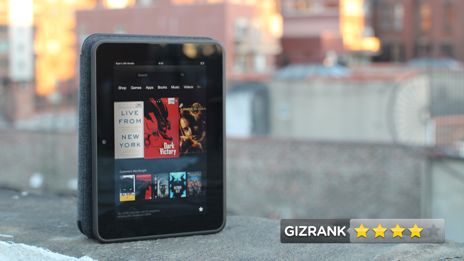 Click here to read Kindle Fire HD Review: Everything a Tablet Should Be—And Not Much More