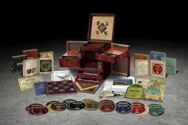 Hogwarts in a Box: Inside the Harry Potter Wizards Collection
