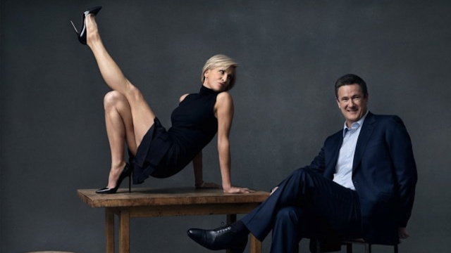 Vanity Fair Photoshoot Features Mika in Bizarre Tabletop Dancer Pose