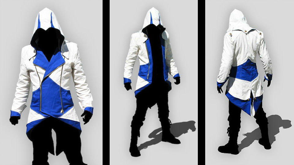 Mother Of Assassin s Creed III, I Would Wear This Jacket Everywhere