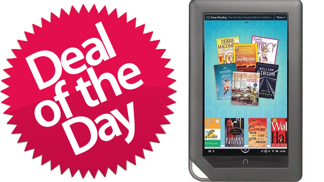 Click here to read This Nook Color Is Your Showing-Tim-Cook-Up Deal of the Day