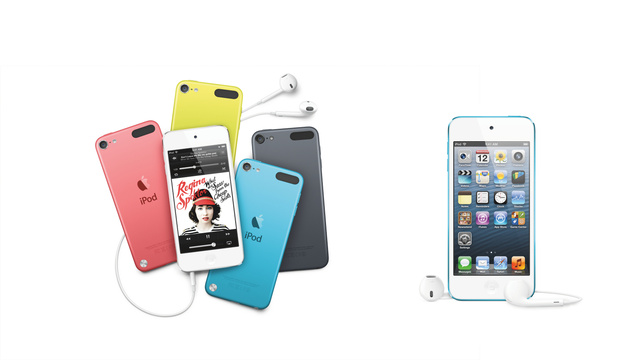 There's (Finally!) a New Ultra-Skinny iPod Touch