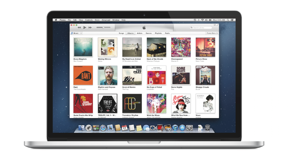iTunes 11 Arrives With a Streamlined Look and New Features