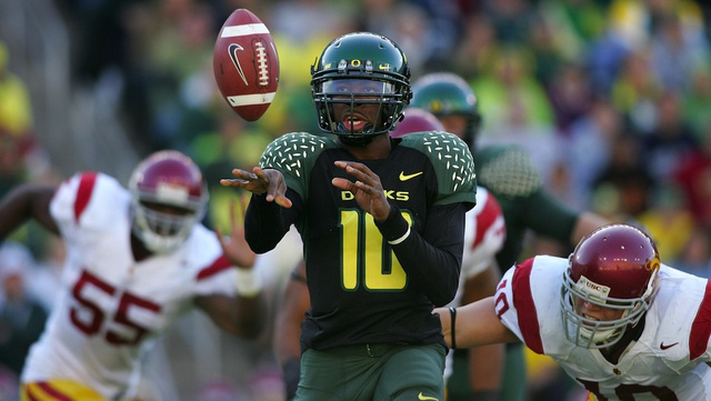 The Specialists: What's In It For Oregon's Quarterbacks?