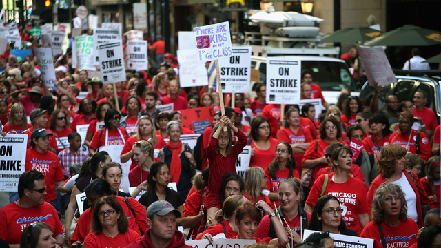 A Guide to Chicago's Ongoing Teachers' Strike