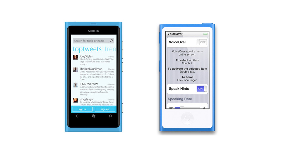 Did The New iPod Nano Copy The Nokia Lumia…Or Vice Versa?